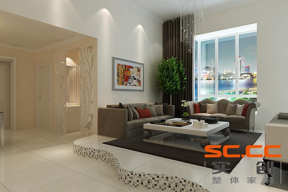 简约 三居 新房装修 东怡新地 客厅图片来自传承正能量在【东怡新地】118平米-简约风格的分享