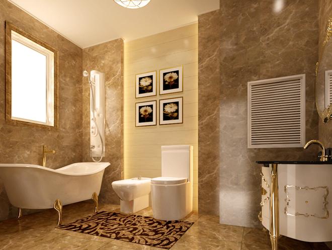 田园 简约 二居 旧房改造 卫生间图片来自北京今朝装饰郭风在瑞雪春堂的分享
