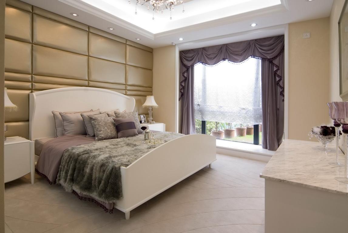 卧室图片来自广州生活家家居在白欧的分享