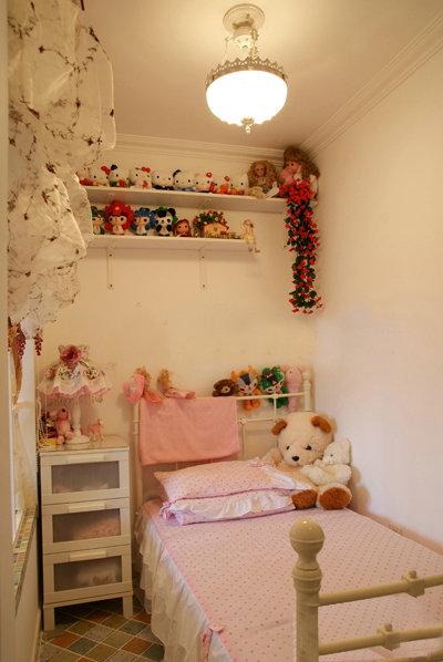 田园 收纳 旧房改造 80后 小资 卧室图片来自今朝老房专家在田园的分享