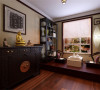富力城125新中式三居室