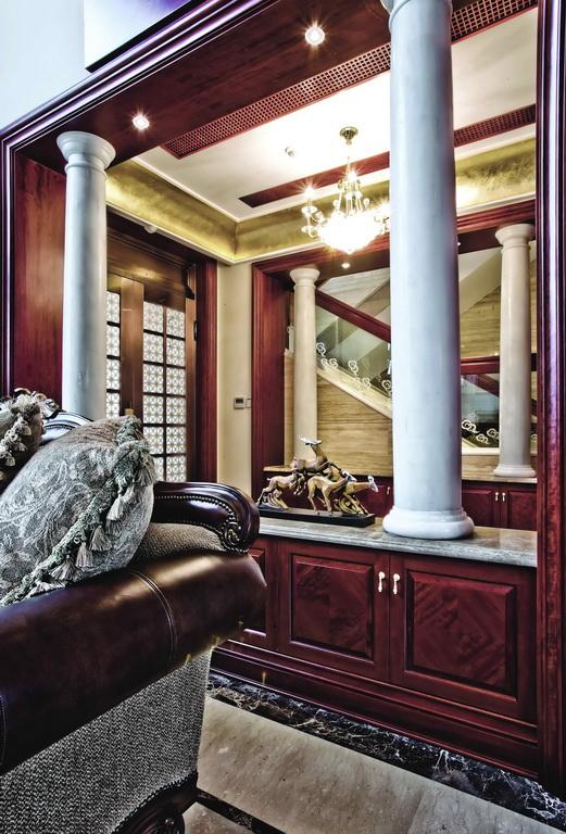 欧式 别墅 收纳 小资 其他图片来自广州生活家家居在经典欧式的分享