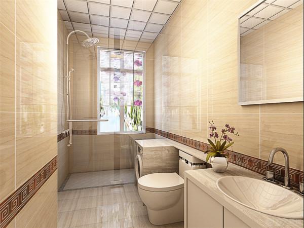 卫生间和厨房的吊顶则是采用的铝扣板集成吊顶。