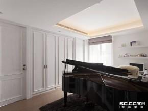 三居 欧式 美式古典 客厅 餐厅 卧室 儿童房 其他图片来自实创装饰晶晶在西郊半岛113平美式古典完美三居的分享
