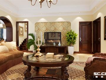 正商红河谷自由典雅美式别墅