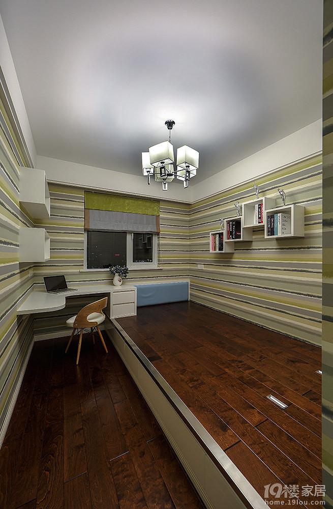 卫生间图片来自家装大管家在爱上一个城市 160平现代港式3居的分享