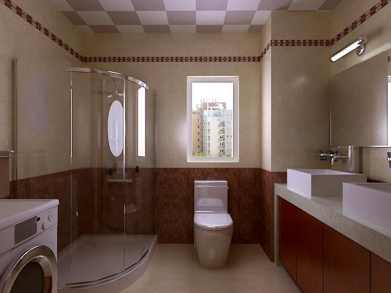 三居 收纳 小资 白领 卫生间图片来自广州生活家家居在现代风格西美185的分享