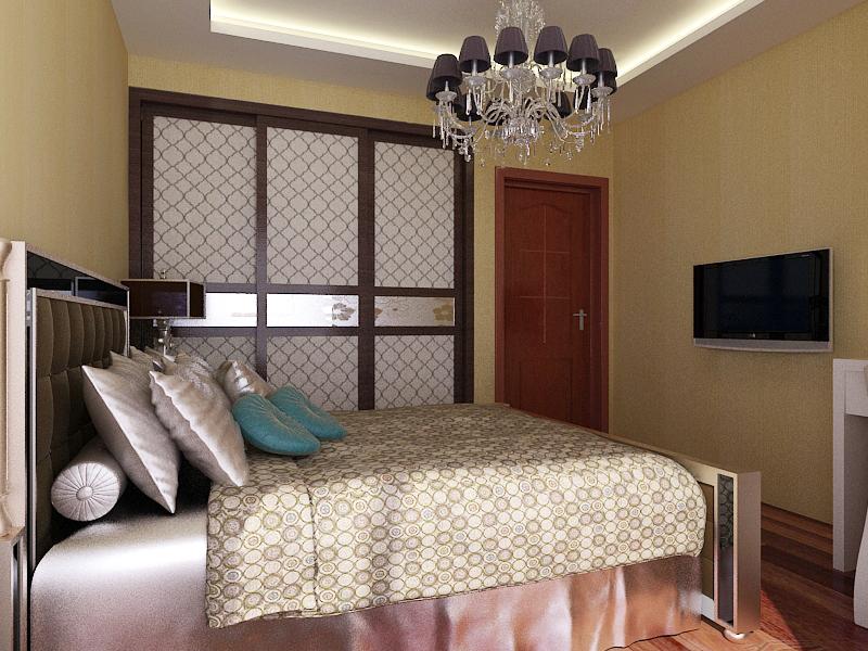 三居 收纳 小资 白领 卧室图片来自广州生活家家居在现代风格西美185的分享
