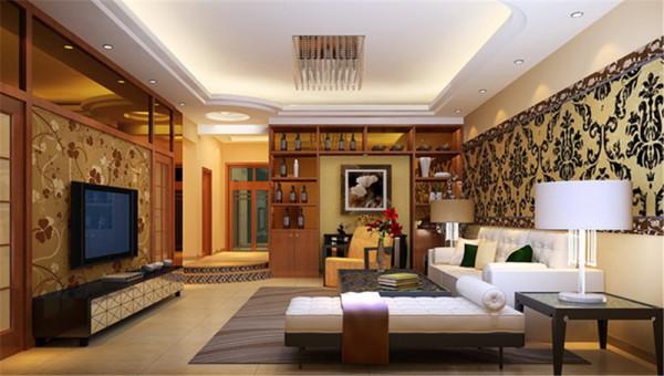 这栋房子不是业主的常住产业,只是偶尔回家或度假用。