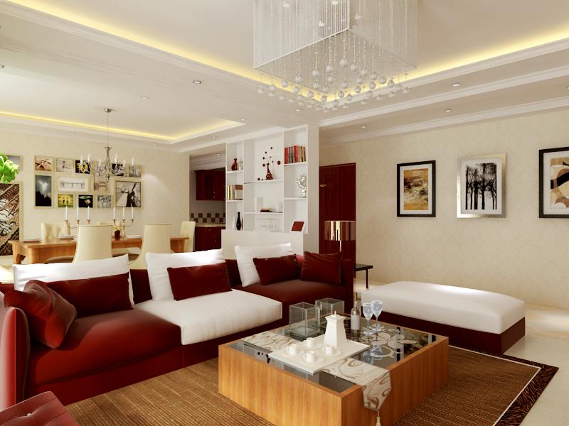 三居 收纳 小资 白领 客厅图片来自广州生活家家居在现代风格西美185的分享