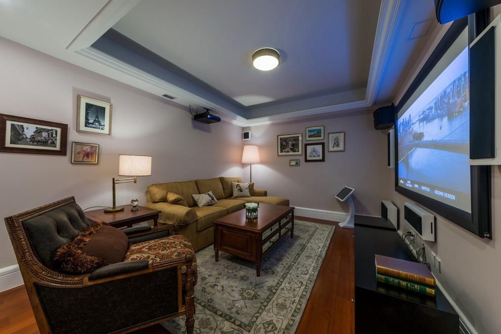 美式 客厅图片来自紫禁尚品设计师李擎在中建红杉溪谷美式风格的分享