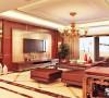 金沙湖高尔夫观邸新中式别墅
