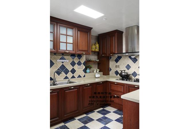 三居 混搭 小资 厨房图片来自合肥飞墨李秀玲设计在灌木丛蓉的分享