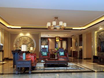 九号大院现代中式别墅
