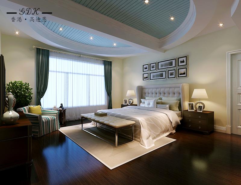 卧室图片来自高迪愙室内设计-常傑在扬州水乡的分享