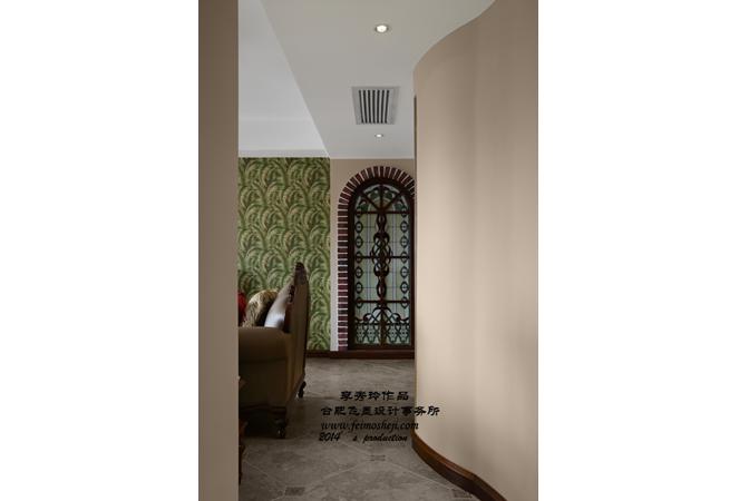 三居 混搭 小资 其他图片来自合肥飞墨李秀玲设计在灌木丛蓉的分享