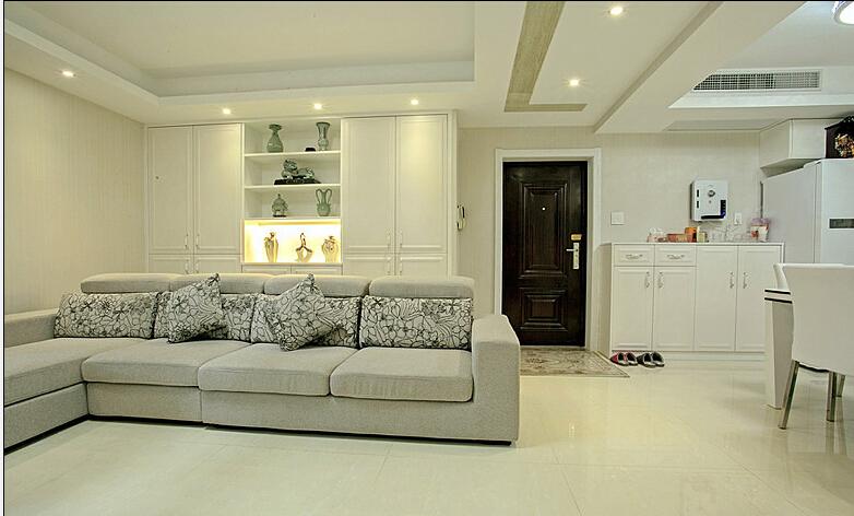 简约 客厅图片来自超凡装饰邓赛威在润城装修效果图的分享