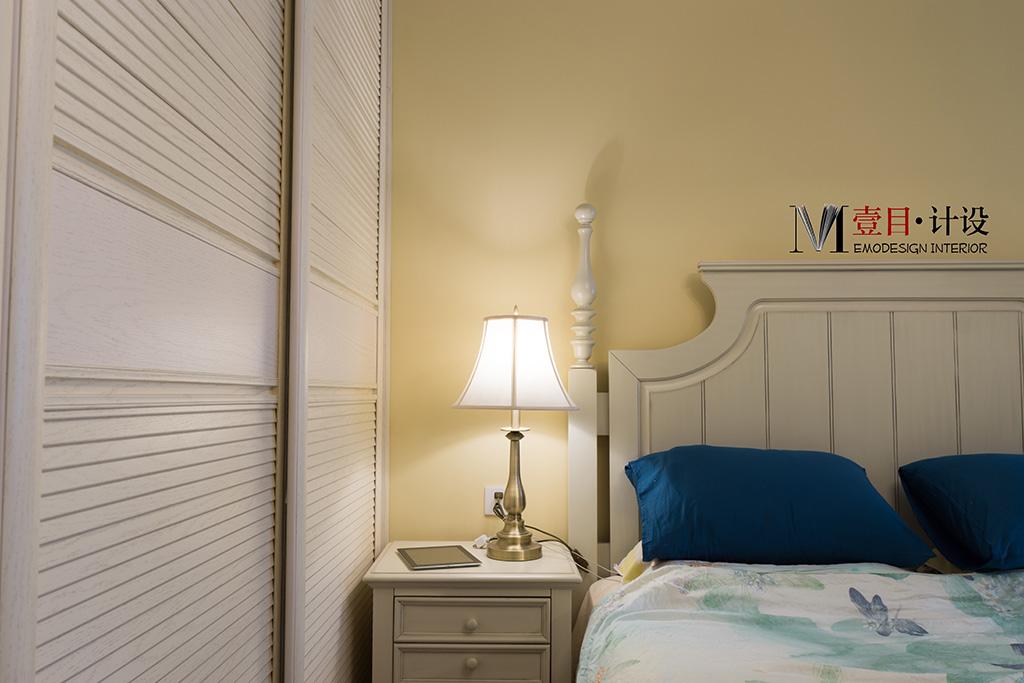 卧室图片来自壹目设计在《壹目设计》的分享