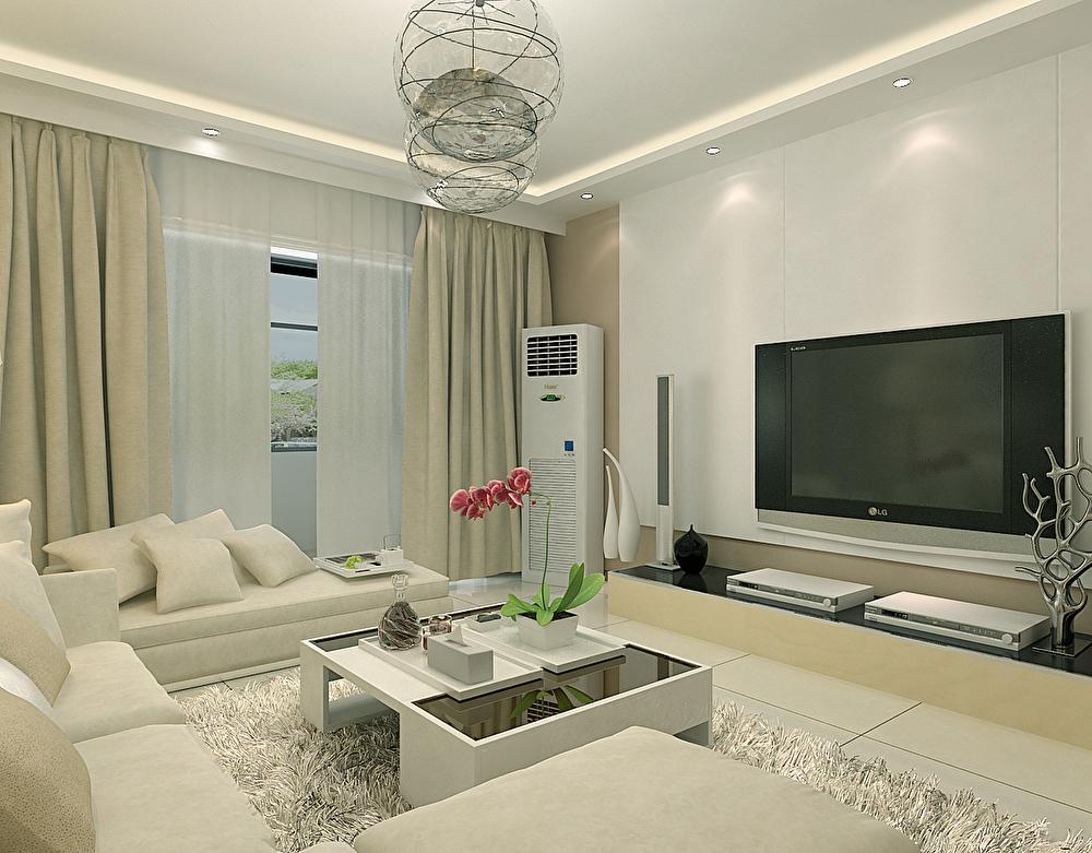 中式 客厅图片来自超凡装饰邓赛威在正商新蓝钻108平装修效果图的分享
