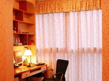 105平米婚房装修设计样板房