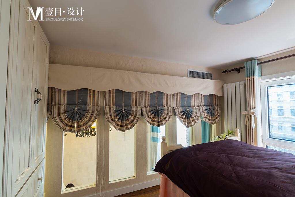田园 混搭 80后 小资 卧室图片来自壹目设计在《壹目设计》loft的分享