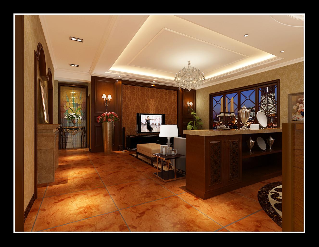 三居 欧式 业主希望温 客厅图片来自贾凤娇在奥林匹克花园 欧式风格的分享