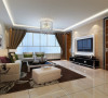 北城国际现代简约二居室设计
