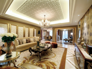 中海国际社区 180平 新古典 四室
