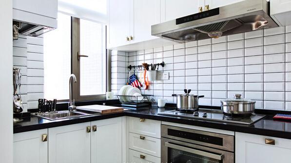 众意装饰 北欧 二居 厨房图片来自众意装饰在天纵水晶郦都的分享