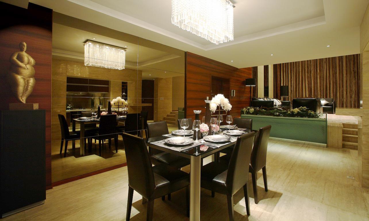 餐厅图片来自广州生活家家居在湘江壹号现代风格的分享