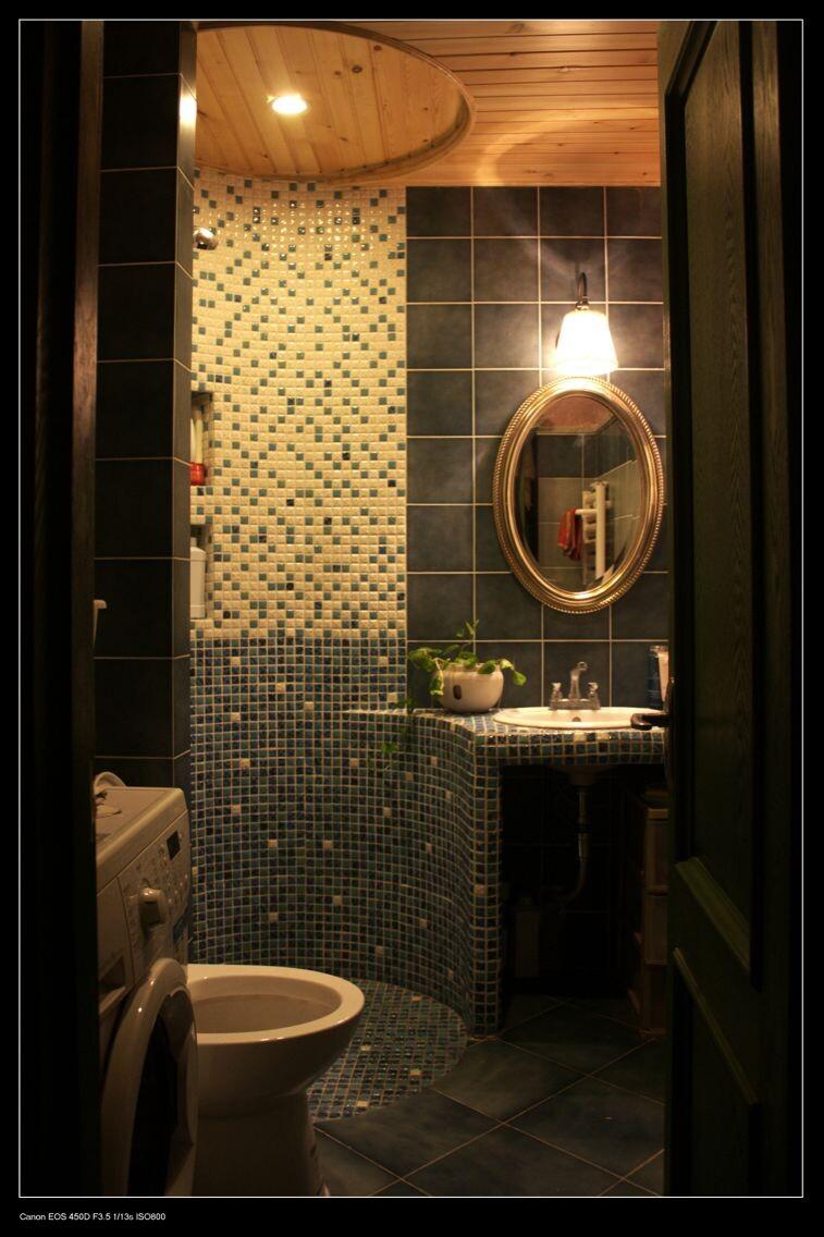 简约 混搭 卫生间图片来自北京今朝装饰郭风在世纪东方城的分享