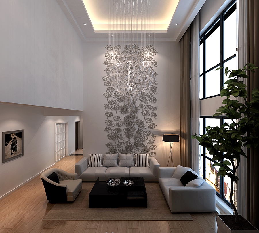 简约 欧式 田园 混搭 二居 贵阳佳园装 客厅图片来自佳园装饰在国际城133㎡现代风格12万搞定的分享