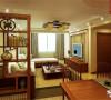 湾景国际新中式两居