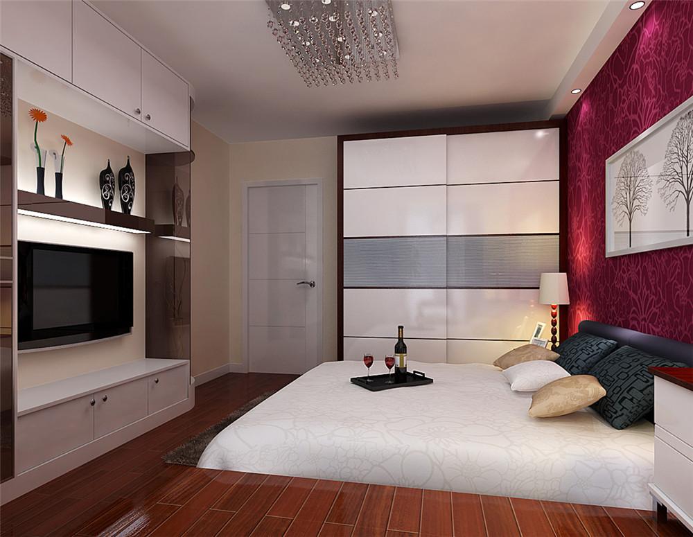 简约 混搭 80后 卧室图片来自fy1160721905在60平—简中风格的分享
