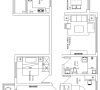 设计机构:佳园装饰贵阳装修公司   设计风格:现代风格装修   工程地址:国际城   建筑面积:133㎡   工程造价:12万
