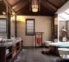 中式典雅-长沙汀香十里-别墅
