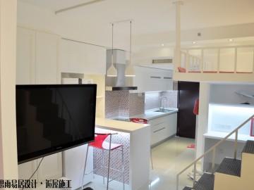 【扬州装修设计】30平超级小公寓