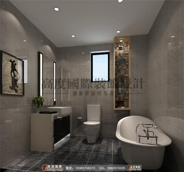 华润24城卫生间细节效果图-----高度国际装饰设计