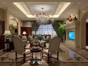 佳兆业 新古典风格 450平米别墅