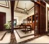中建芙蓉和苑-新中式风格