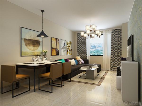 本户型为 嘉阳花园三室一厅一厨一卫77平米户型,整体布局合理。室内布置是以简约家具为主,整体感觉温馨。