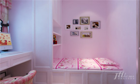 简约 宜居 三居 白领 舒适 儿童房图片来自居泰隆深圳在大运城邦现代简约三居室的分享