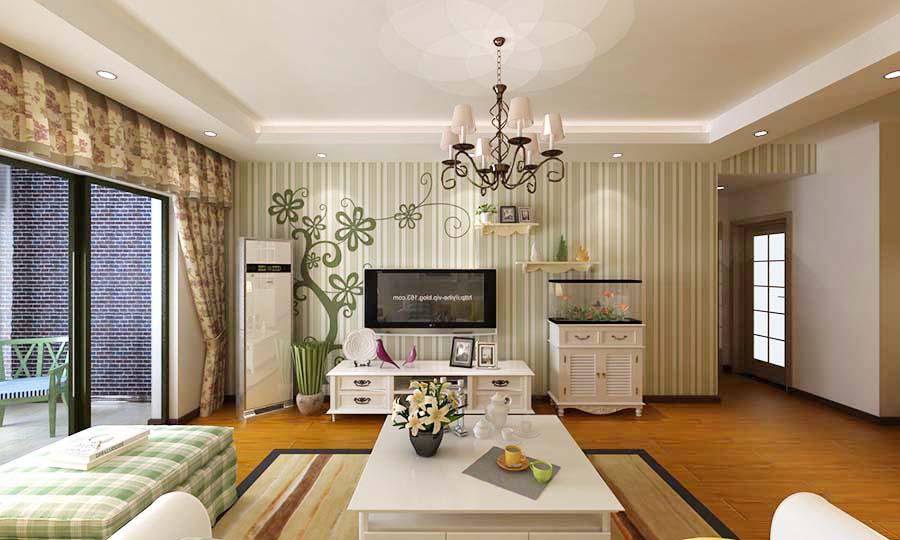 简约 欧式 混搭 二居 三居 别墅 白领 收纳 佳园装饰 客厅图片来自佳园装饰在未来方舟田园风格装修5万搞定的分享
