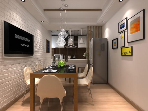 师大吟峰苑125平米台式简约三居室装修案例欣赏