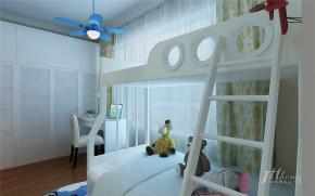 简约 三居 白领 宜居 舒适 儿童房图片来自居泰隆深圳在福盈中央山现代简约三居室的分享