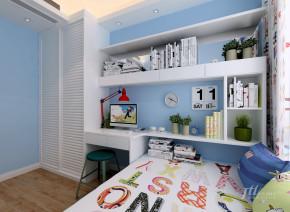 简约 宜居 舒适 三居 儿童房图片来自居泰隆深圳在四季御园现代简约三居室的分享