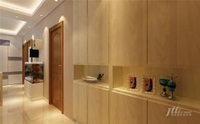 简约 三居 白领 宜居 舒适 玄关图片来自居泰隆深圳在福盈中央山现代简约三居室的分享