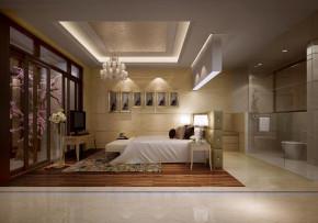 简约 现代 别墅 白富美 小资 欧式 卧室图片来自星艺装饰集团广州总部在白富美的最爱--别墅的分享