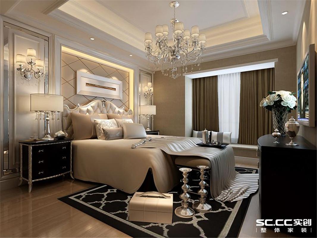金域上郡 欧式 三居 卧室图片来自郑州实创装饰啊静在康桥金域上郡欧式三居的分享
