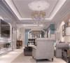 简欧风格从简单到繁杂、从整体到局部,精雕细琢,镶花刻金都给人一丝不苟的印象。